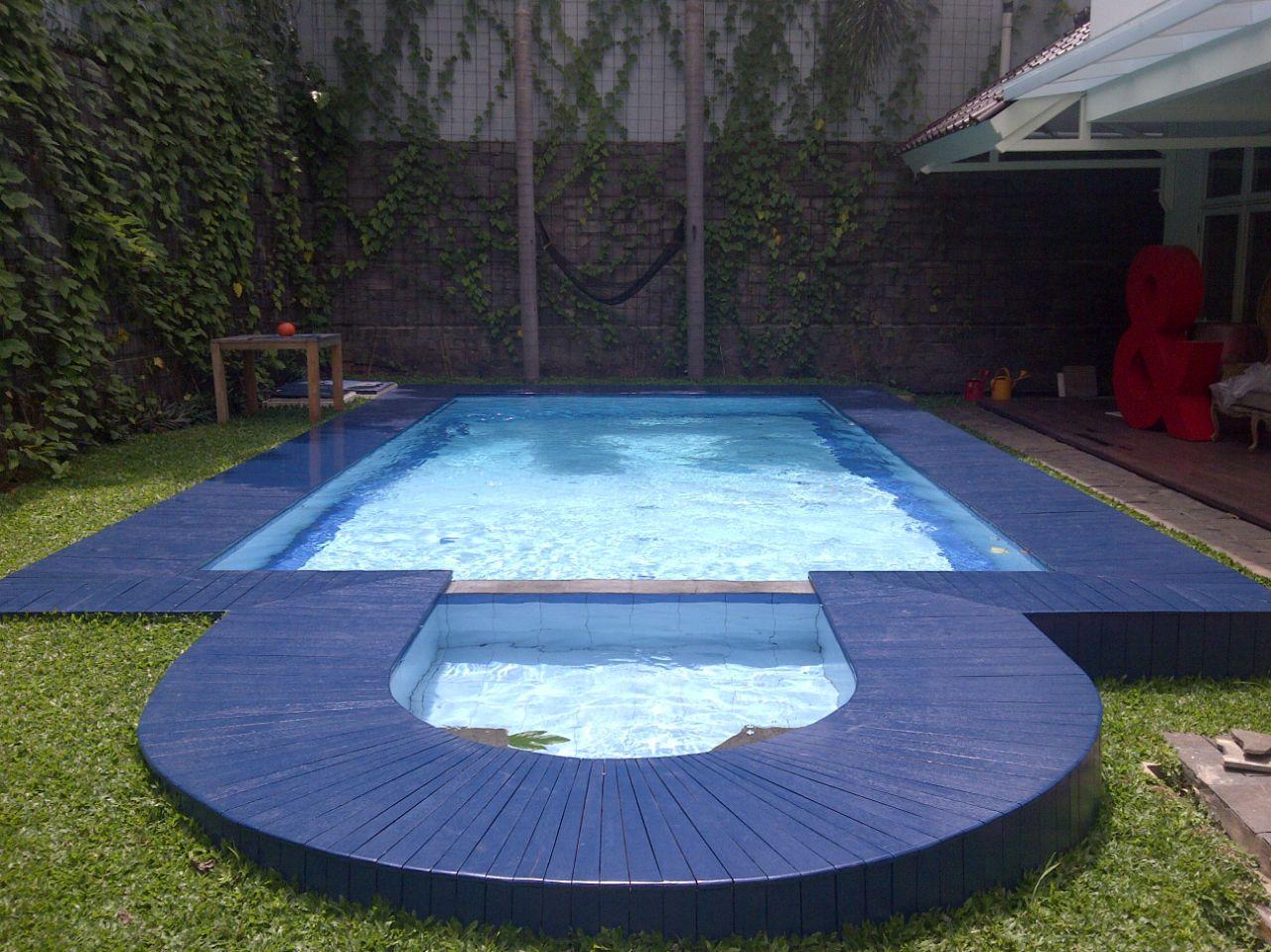 pembuatan kolam renang tegal