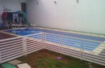 Pembuatan kolam renang Cikarang