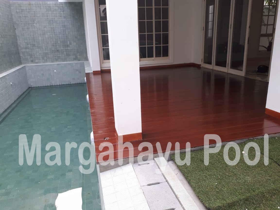 Jasa Pemasangan Conwood Terbaik Di Jakarta | Margahayu Pool