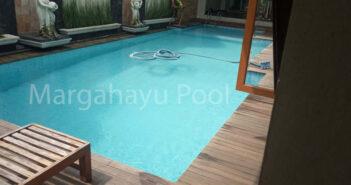 Kolam renang di banten yang dibuat oleh margahayu pool