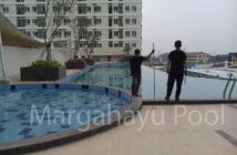 kolam renang bandung yang dirawat oleh margahayu pool