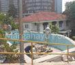 kolam renang yang direnovasi oleh marghayu pool