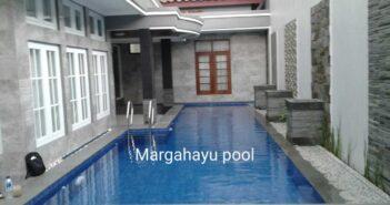 pembuatan kolam renang klien oleh margahayu pool